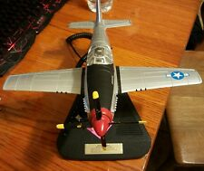 Lt. Col. James W. Empey WWII Pilot ACE Personal P-51 Mustang Phone