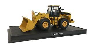 Wheel Loader - 1:64 Construction Machine Model (Amercom MB-3)