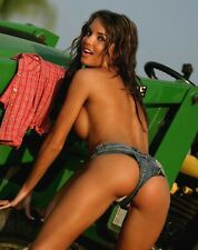 "Beautiful Fine Art Print - ""Farmers Daughter"" - 8 x 10 Photo"