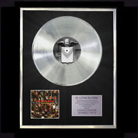 STONE ROSES SECOND COMING CD PLATINUM DISC VINYL LP FREE SHIPPING TO U.K.