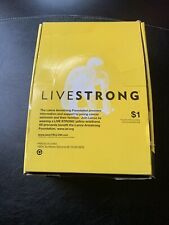 Rare Nike LIVESTRONG Band - Full Box - Bracelet Adult Size Lance Armstrong