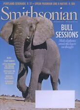 Smithsonian Magazine November 2010 Male elephants, Czar Search, Apollo