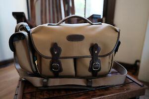 Billingham Hadley Pro 2020 Bag w/Accessories - Khaki FibreNyte / Chocolate