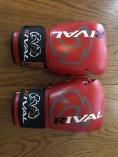 Rival Rb2 Super Bag Boxing Gloves Sz Large Red Nwot