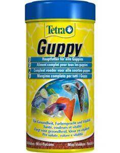 Guppy Tetra Guppy Fish Food Killi Fish Health Color Enhancers Growth Long Life