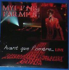 MYLENE FARMER, Avant que l'ombre... Live, CD single, 2 tracks, card sleeve, 2006