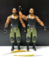 WWE Mattel AOP Authors of Pain Akam/Rezar Battle Pack Series 62 figures loose
