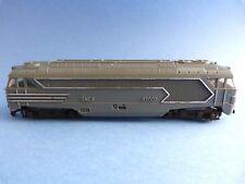 Train Fobbi Locomotive SNCF 67007 - HO -  Fonctionne voir descriptif