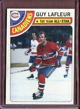 1978 Topps 90 Guy Lafleur AS1 EX-MT #D88542
