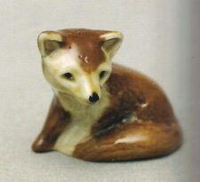 WADE FOX  WHIMSIE-LAND SET 4, 1986 (HEDGEROW)