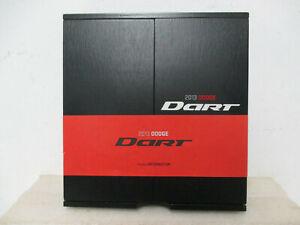 Mopar NEW 2013 Dodge Dart Media Information Package DDMIP13