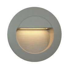 LED Treppenleuchte LED Wandeinbauleuchte Nereid Rund IP65 3.000 Kelvin 12,6 cm