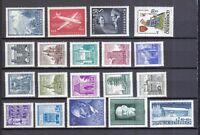 Österreich postfrisch Jahrgang 1958 siehe Bild