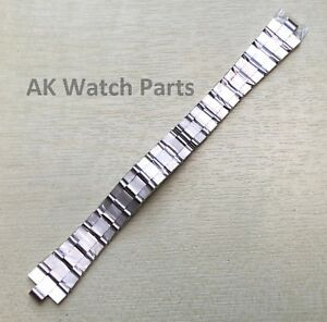 Spare 16MM X 5.5MM Bracelet/Band Fits BVLGARI DIAGONO S/S Watch Strap/Link