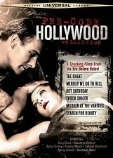 NEW 3DVD // UNIVERSAL PRE-CODE HOLLYWOOD COLLECTION - 6 SHOCKING FILMS  -7+Hr