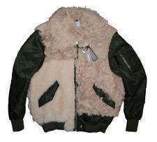 Diesel furp-Ed leather jacket size L 100% Authentic