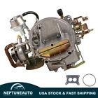2-barrel Carburetor For Jeep Wagoneer Ford Mustang F100250350 289302351 Cu