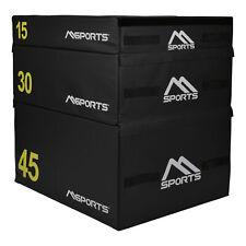 Plyo Box Professional 3-teilig | Jump Box Set • Plyo Box • Sprungbox • plyometri