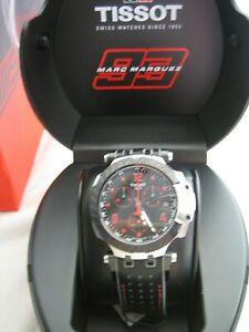 TISSOT T-RACE MARC MARQUEZ 2020 LIMITED EDITION WATCH T115.417.27.057.01 GENUINE