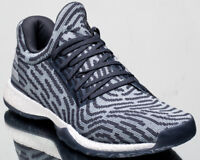 adidas Harden Vol. 1 LS Primeknit men shoes new raw steel ash grey red AC8408