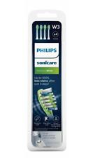 4 Sonicare W3 Premium Blanco de Repuesto Cepillo de dientes Cepillo Cabezales Recargas nuevo de sincronización