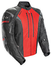 JOE ROCKET ATOMIC 5.0 MENS TEXTILE MOTORCYCLE JACKET LINER RED  XXXL  3XL