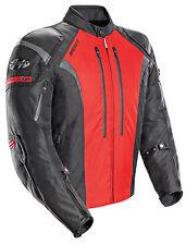 JOE ROCKET ATOMIC 5.0 MENS TEXTILE MOTORCYCLE JACKET LINER RED  XXL  2XL