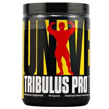 Universal Nutrition TRIBULUS PRO Testosterone Booster 100ct BUILD MUSCLE, LIBIDO