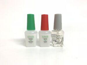 SNS Gel Set for SNS Pink & White Basic Pink/White Powders Kit