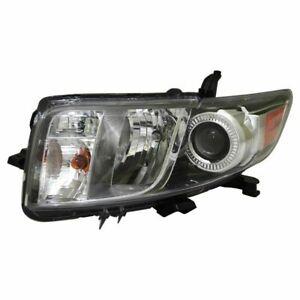 FITS FOR SCION XB 2011 2012 2013 2014 2015 HEADLIGHT LEFT DRIVER S81170-12E20