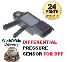 Per SUZUKI GRAND VITARA 1.9td DDiS 2005 -- > NUOVO DPF Sensore Di Pressione DIFF