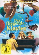 DVD R2 THE FLYING MACHINE Heather Graham Lang Lang Magic Piano Region 2 PAL NEW