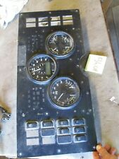 Instrument Panel, Used, Missing Parts, for Hemtt Pls ? or Other Military Vehic