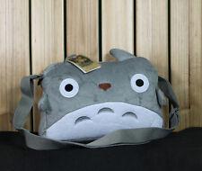 New Studio Ghibli My Totoro Shoulder Messenger Plush Hand Bag tote wallet purse