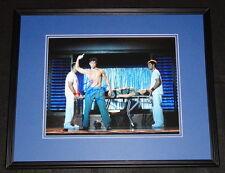 Matt Bomer Signed Framed 11x14 Photo Poster JSA Magic Mike