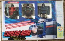 Transformers G1 Microx Diaclone Reflector MIB