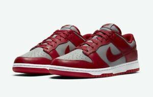 Nike Dunk Low SP UNLV 2021 Varsity Red DD1391-002 Men & GS size 4y-14