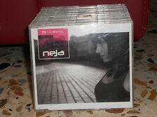 NEJA - TO THE MUSIC radio edit + extended version + acappella - A.FAROLFI - 2003