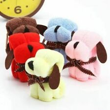 Solid Dog Cake  Polyester Quick-Dry Face Cotton Towel Washcloth Wedding Present