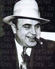 Al Capone signed Original Gangster 8X10 photo picture autograph poster RP