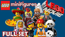 LEGO Minifigures: THE LEGO MOVIE Series [71004] COMPLETE FULL SET