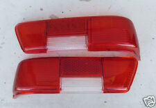 NEW REPLACEMENT RED TAIL LIGHT LENS FITS MERCEDES W113 280SL W111 280SE 3.5 COUP