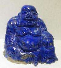 Lapis Lazuli BUDDHA (#08) - CLEARANCE - BUY MORE 4 LESS