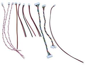 2.4 GHz cable set with volume control for Heng Long and Taigen 1:16 scale tanks