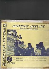 JEFFERSON AIRPLANE - almost starshipshape LP