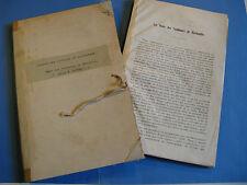 DES GAUTRIES & LECHANTEUR Les NOMS COMMUNES DE NORMANDIE 1961-65 Rare ETYMOLOGIE