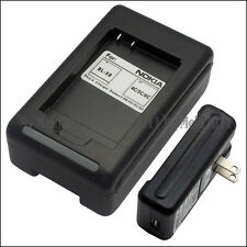 Battery Charger for NOKIA BL-4C X2 X2-00 6102 6102i 6170 6260 6300 6300i 5100