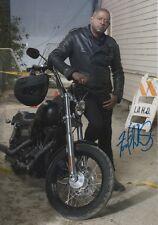 "Forest Whitaker ""CRIMINAL MINDS"" autographe signed 20x30 cm image"