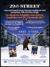 29th STREET__Original 1992 Trade AD movie promo__DANNY AIELLO__ANTHONY LaPAGLIA