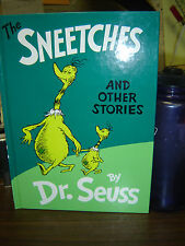 Sneetches and Other Stories by Dr. Seuss,(1961,HC)